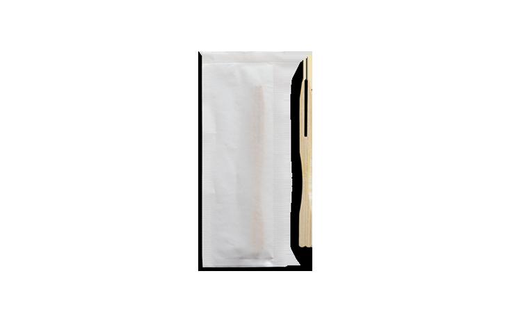 Forchettine in legno imbustate