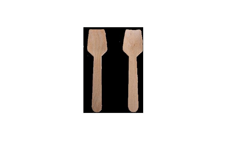 Palettine per gelato in legno sfuse