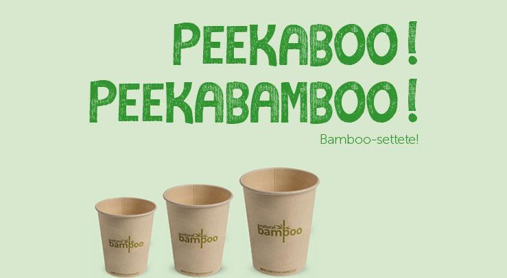 Bicchieri in Bamboo
