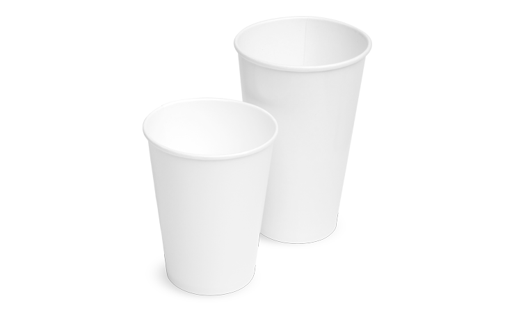Bicchieri bianchi
